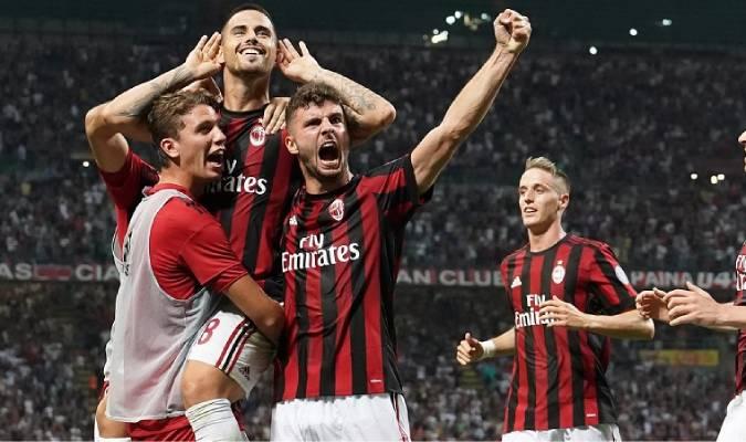 Siete años después el Milan vuelve a la Champions