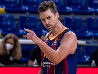 La leyenda del baloncesto español Pau Gasol/Foto cortesía