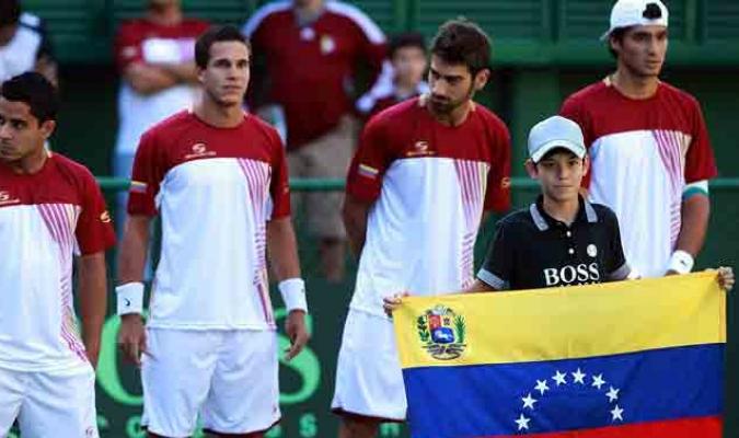 Ellos defenderán los colores de Venezuela