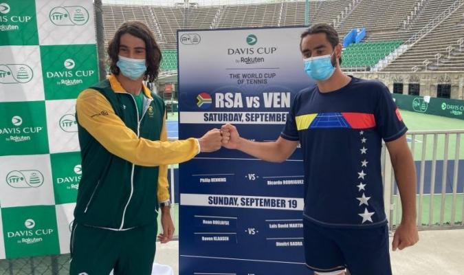 Venezuela no pudo ante su rival
