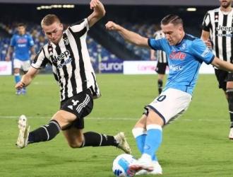 La vuelta de Van Dijk ha puesto en peligro seriamente su titularidad en la selección y Bonucci y Ch