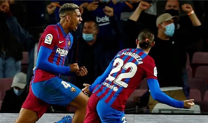 El Barça insistía y el Granada se sentía cada vez más exigido