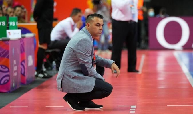 El estratega Freddy Miguel González y la Vinotinto de Futsal siguen haciendo historia en la Copa Mu
