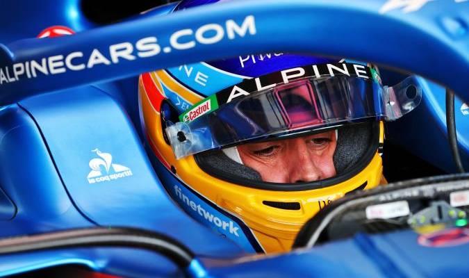Alonso recordó que corrió cinco veces en Sochi