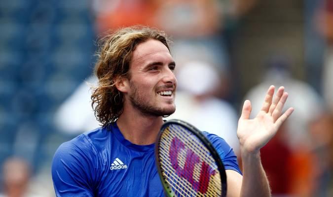 El tenista griego aseguró el mes pasado que renunciaba a la vacuna