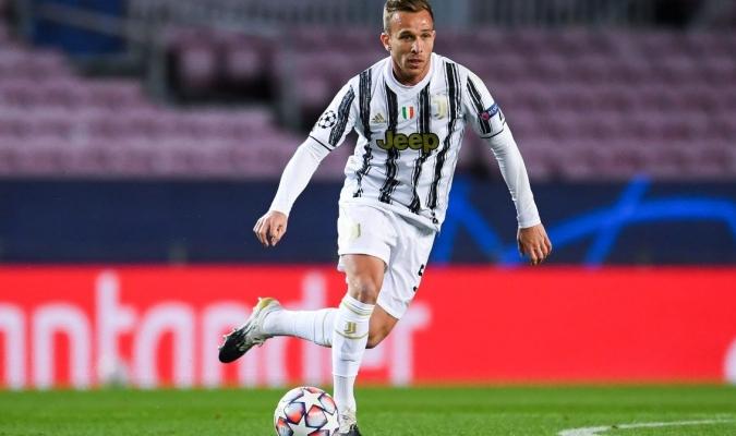 Arthur Melo, centrocampista del Juventus/Foto cortesía