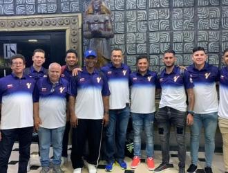 El equipo espera mejorar el bronce del 2018/ TeamVenezuela