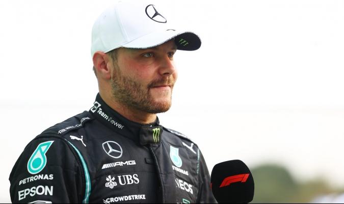 Valtteri Bottas (Mercedes) se mostró dispuesto a acatar órdenes de equipo / foto cortesía