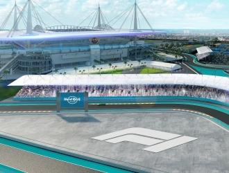 Miami será el undécimo lugar que visitará la Fórmula 1 en Estados Unidos/Foto cortesía