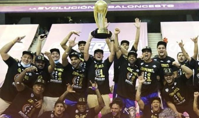 Son los actuales campeones del país| Prensa Trotamundos