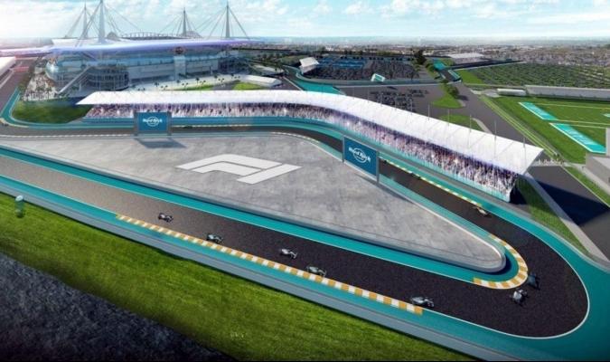 El estadio Hard Rock es además sede del equipo de fútbol americano de los Dolphins / foto cortesí