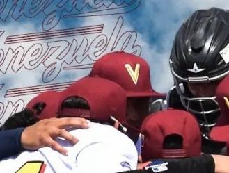 Los criollos festejaron| Prensa Fevebeisbol