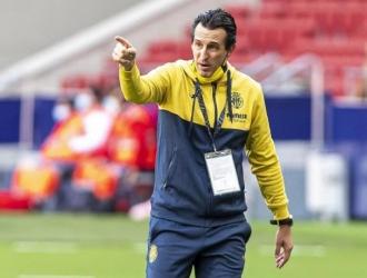 El entrenador del Villarreal, Unai Emery/Foto cortesía