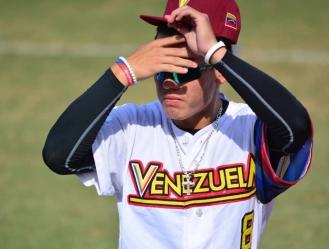 Carlos García ha sido uno de los fieles referentes del Team Beisbol Venezuela / foto cortesía