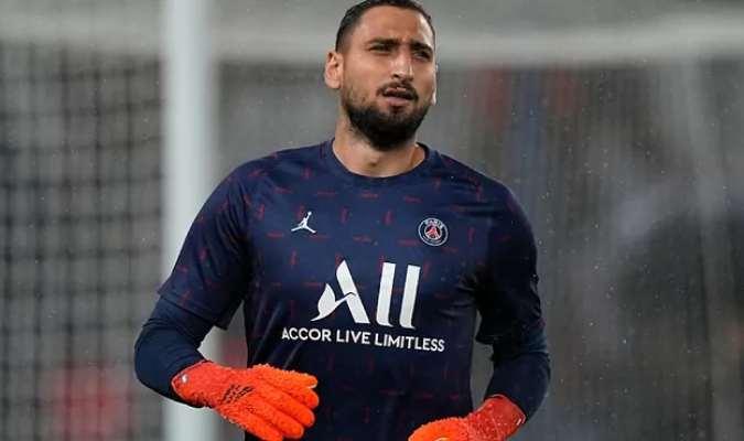 El cancerbero italiano apunta a la titularidad para el partido de este sábado ante el Montpellier