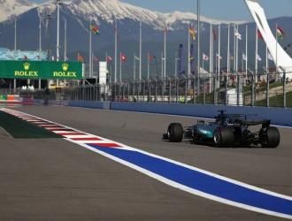 Mercedes, los dueños del GP de Rusia| AGENCIAS