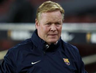 El entrenador del Barcelona/Foto cortesía