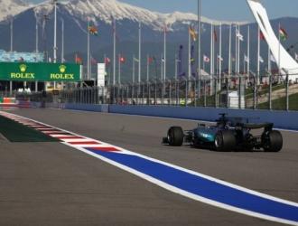 La tercera sesión de entrenamientos libres del Gran Premio de Rusia/Foto cortesía