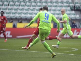 El Wolfsburgo fue superado por el Bayern/Foto cortesía