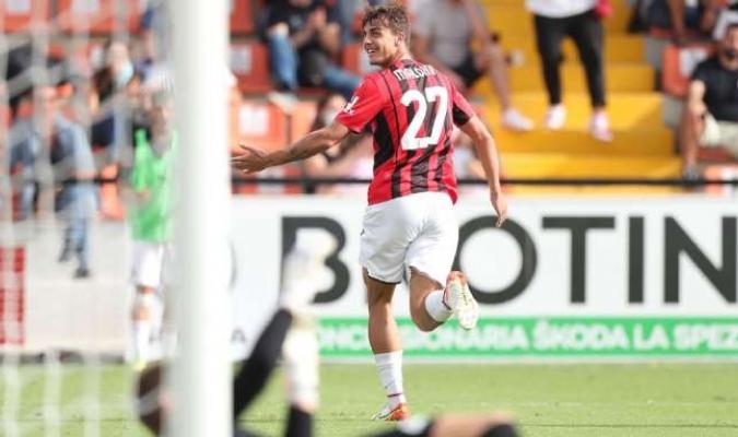 Se sigue agrandando la saga Maldini en el Milan