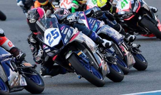 Viñales es primo del piloto español del Mundial de MotoGP Maverick Viñales