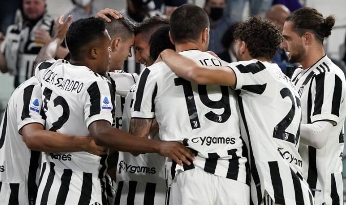 El Juventus Turín sumó su primer triunfo de la temporada en casa/Foto cortesía