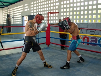 El programa incluye combates en los reglones masculino y femenino/Foto cortesía