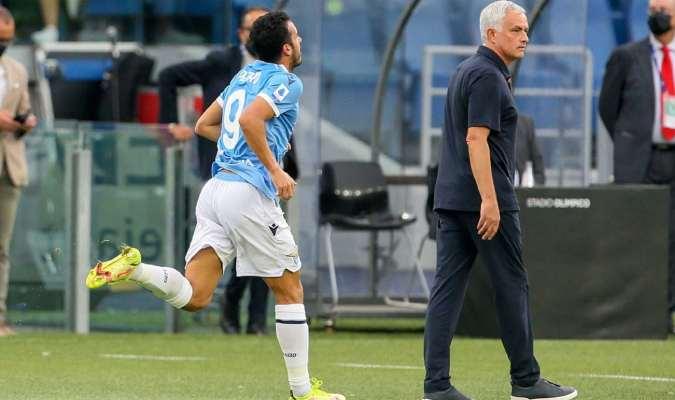 Pedrio dejó a la Roma tras no contar para Mourinho
