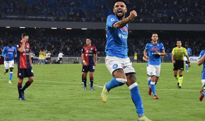 El Nápoles confirmó su liderato con el pleno de puntos este domingo