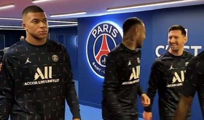 La llegada de Messi cambió sustancialmente el equilibrio dentro del vestuario