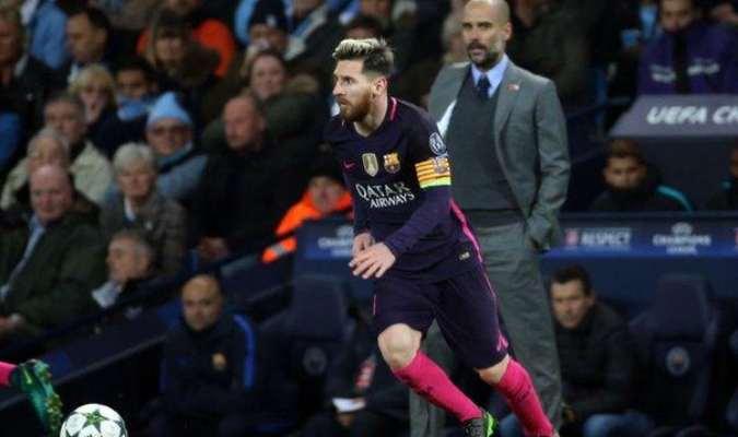 El técnico del Manchester City no quiso establecer comparación en este encuentro con la eliminator