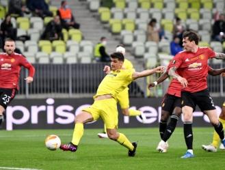 Manchester United recibe al Villareal en el Old Trafford / foto cortesía