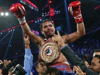 Manny se retira oficialmente del boxeo profesional