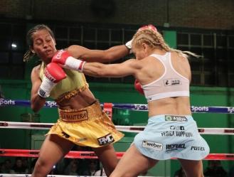 Se librarán al menos 10 combates de talla internacional / foto cortesía