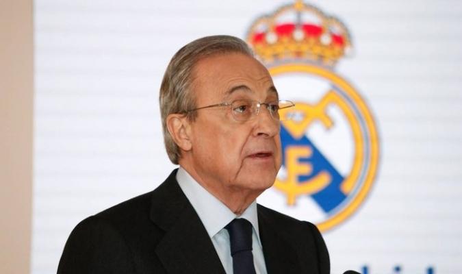 Florentino asegura que en enero tendrán noticias de Mbappé / foto cortesía