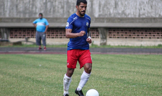 El defensor se goza el volver a las canchas| Prensa Atl. Venezuela