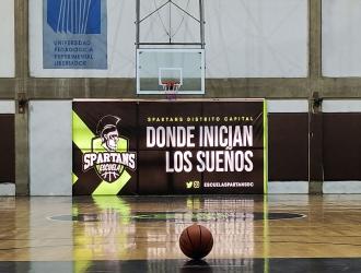 El Pedagógico de Caracas es su base de operaciones  Prensa Spartans
