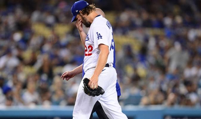 La pieza clave en la rotación de Dodgers, Clayton Kershaw/Foto cortesía