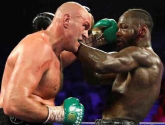 Fury irá por el título de peso pesado ante Wilder