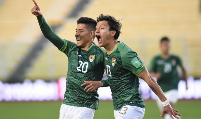 El conjunto verde dio un duro golpe los 82 minutos obra de Ramiro Vaca / cortesía @LaVerde_fbf