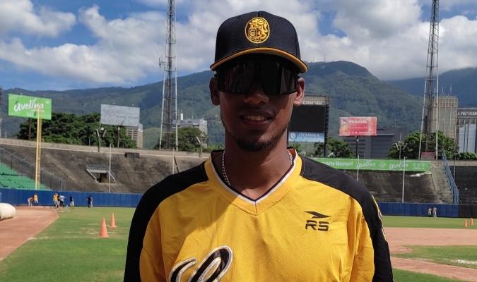 Los Leones del Caracas reciben a cuatro incorporaciones más en esta pretemporada / cortesía @leone
