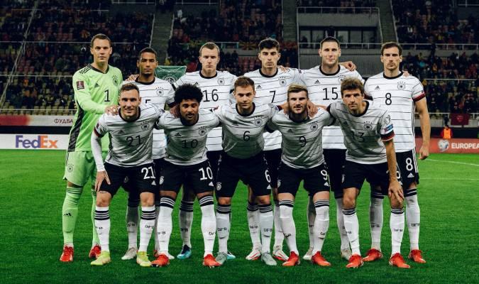 Foto: Selección de Alemania