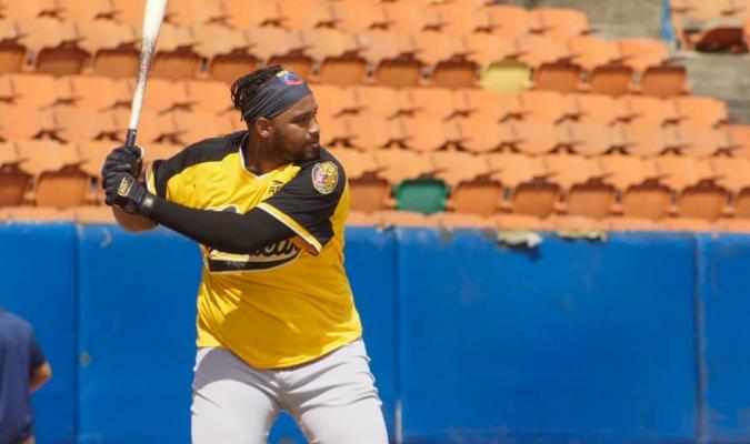 Palma va por mejores números tras ligar .267 el torneo anterior | Prensa Leones del Caracas