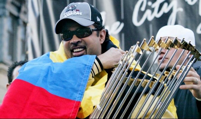 El venezolano es una figura para los Patiblancos   MLB