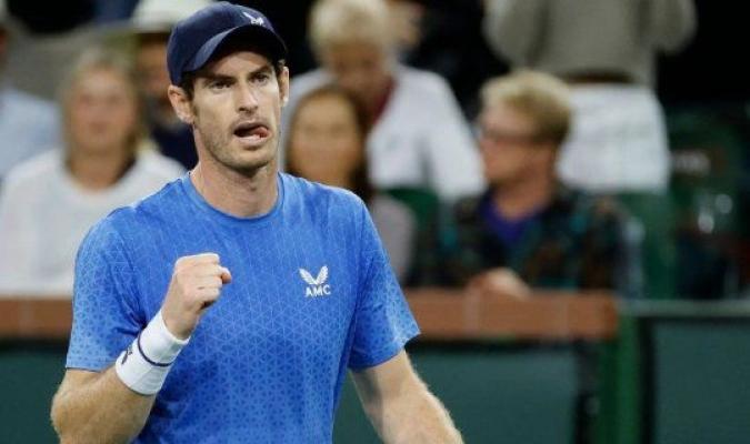 Andy Murray, recién eliminado del Indian Wells, reveló que no tiene planeado participar en las Fin