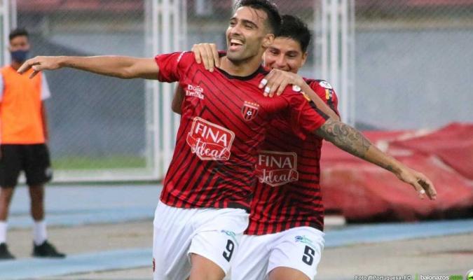 El delantero apunta a ganar el Juan García| Prensa Portuguesa