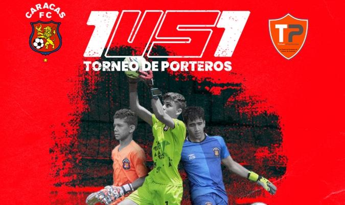 Los metas se deleiterán  Prensa Caracas FC