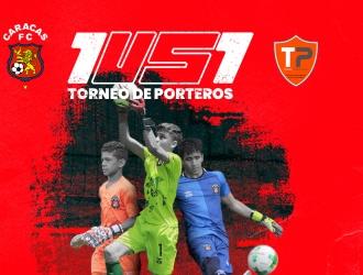 Los metas se deleiterán| Prensa Caracas FC