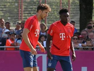 Dos bajas importantes para el Bayern de Múnich/Foto cortesía