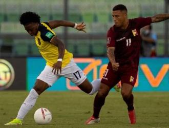 Venezuela visita a Ecuador en noviembre / Sport